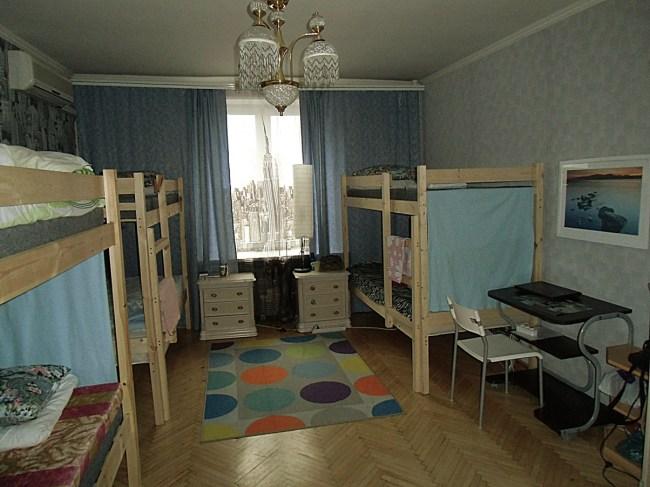 Фотография хостела. Атмосфера в Санкт-Петербурге