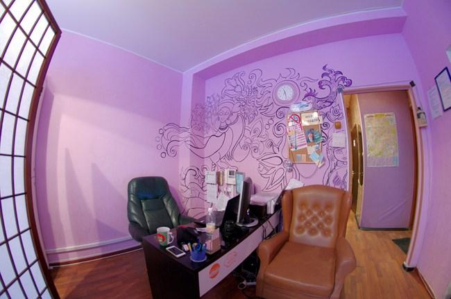 Фотография хостела. PANAMAS Hostel в Санкт-Петербурге