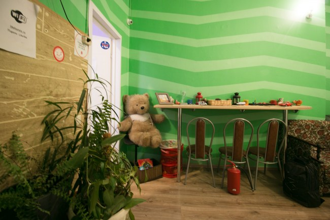 Фотография хостела. Индиго хостел в Санкт-Петербурге