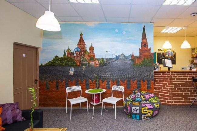 Фотография хостела Red Kremlin Hostel