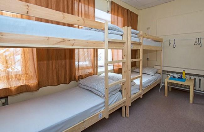 Фотография хостела. Red Kremlin Hostel в Санкт-Петербурге