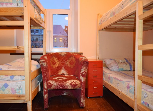 Фотография хостела. Home Light Hostel в Санкт-Петербурге