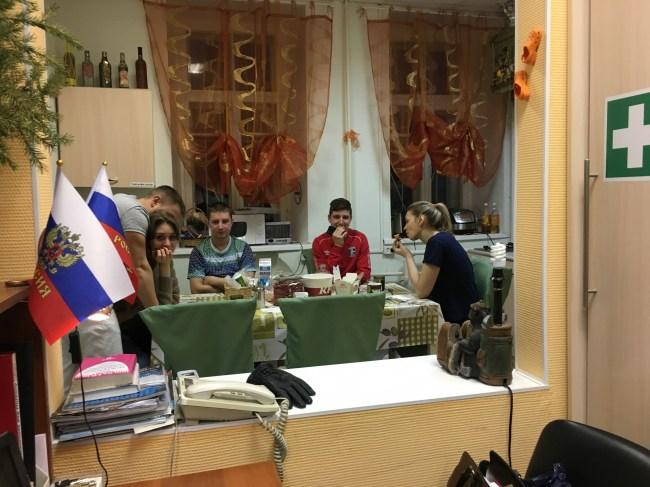 Фотография хостела. Пара Тапок в Санкт-Петербурге