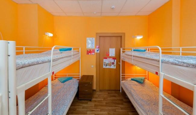 Фотография хостела. Bear Hostel на Арбатской в Санкт-Петербурге
