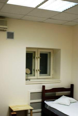 Хостел Новый Арбат на Большой Молчановке, одноместная комната
