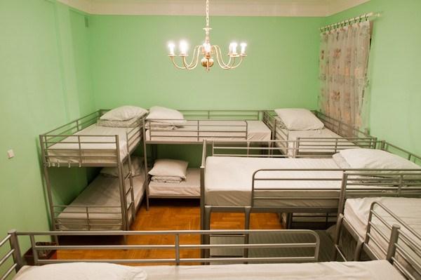 Фотография хостела. Central Hostel в Санкт-Петербурге