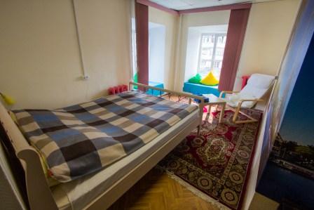 Фотография хостела. Евразия в Санкт-Петербурге