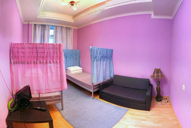 7 Sky Hostel на Мясницкой в Москве, сейф