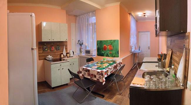 Фотография хостела. 7 Sky Hostel в Санкт-Петербурге