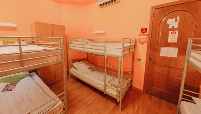 Фотография хостела Bear Hostel на Смоленской