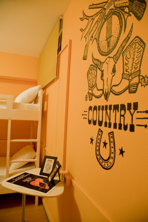Фотография хостела. Skifmusic Hostel в Санкт-Петербурге