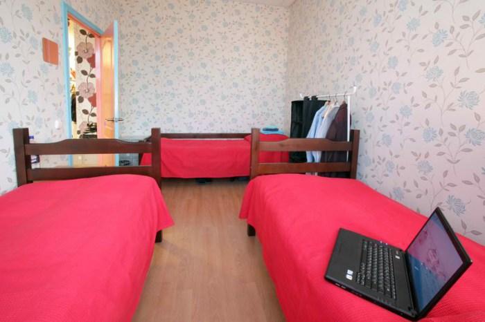O'Hostel на улице М.Ордынка в Москве, хостел O'Hostel, трехместная комната