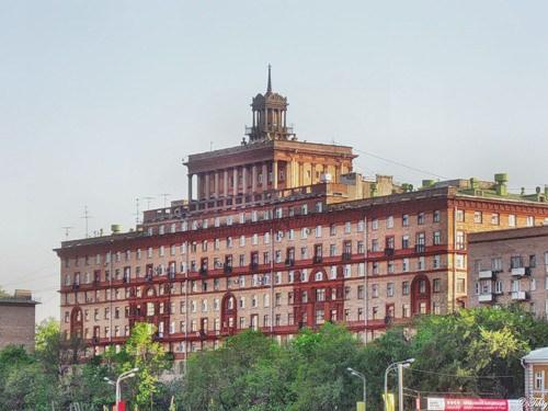 Фотография хостела Elite Hostel на Космодамианской