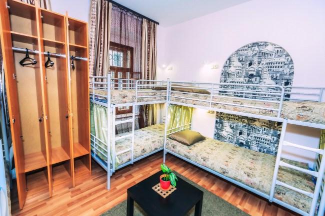 Фотография хостела. City Home в Санкт-Петербурге