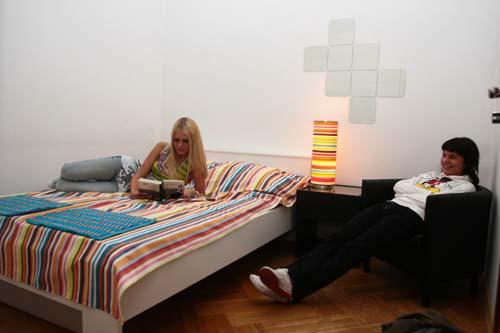 CapitalHostel на улице М.Ордынка в Москве, двухместная комната
