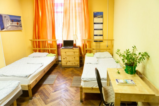 Фотография хостела. Moscow Home Hostel в Санкт-Петербурге