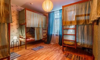 Хостел Преображенский Дом в Москве