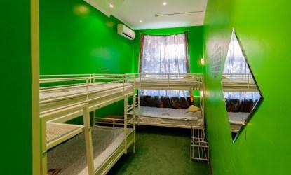 Bear Hostel на Маяковской в Москве