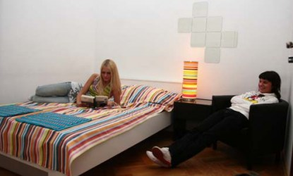 Capital Hostel в Москве