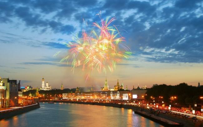Фотография новости Москва отметит день города 1 сентября