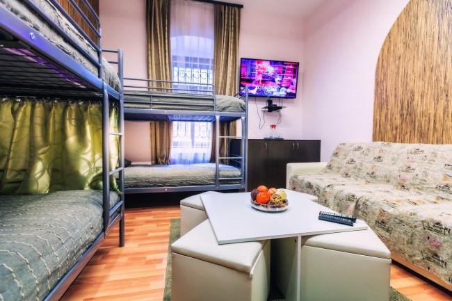 Фотография новости В 2014 году в Москве открылось  около 30 хостелов