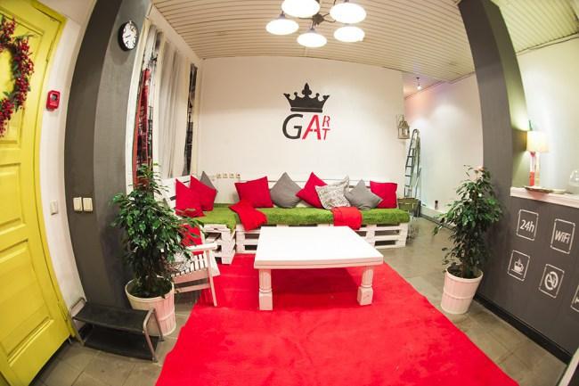 Фотография новости Новые хостелы в Москве - Art Gindza Hostel и с Арена хостел.