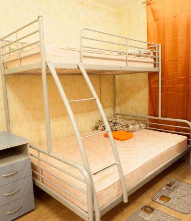 Новый хостел в Москве - Moscow Home Hostel Tulskaya