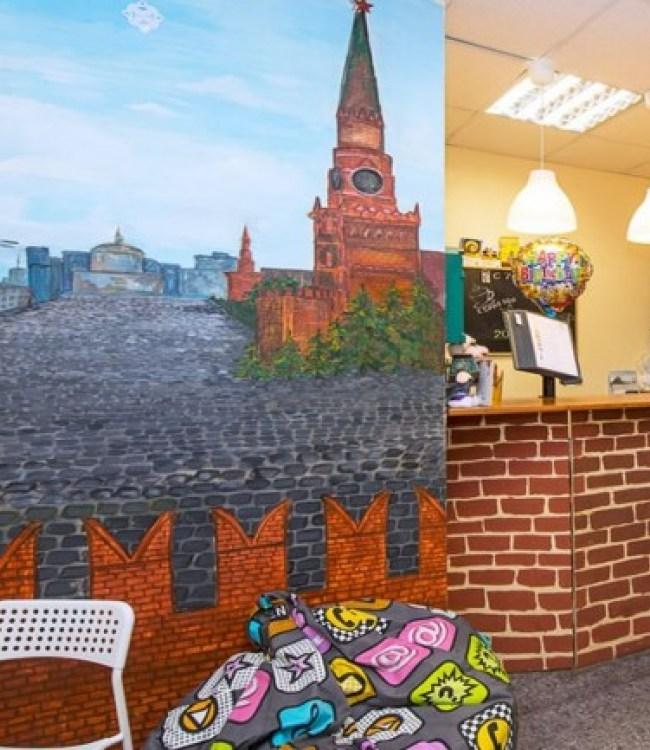Новый хостел в Москве - Red Kremlin Hostel